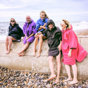 A Swim Shakes Solution – the Cosy Sports Robe