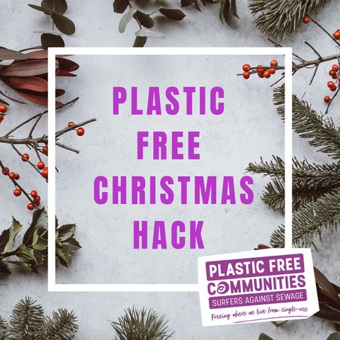 Plastic Free ChristmasHack!