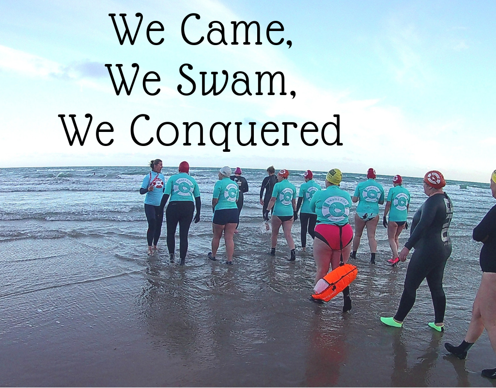 We Came, We Swam, We Conquered