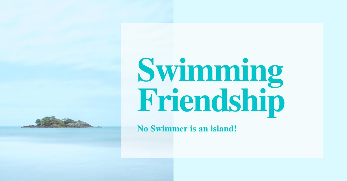 Swimming Friendship